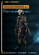 MGR-CustomCyborgBodyYellow