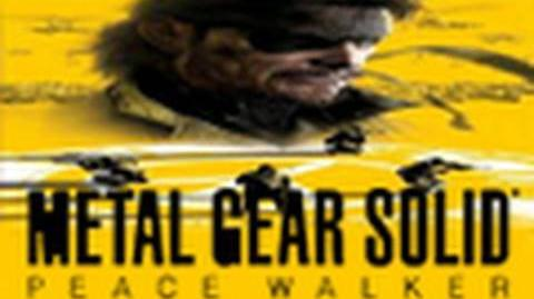Metal Gear Solid Peace Walker Gamescom 2009 Trailer HD (Rate This Game)