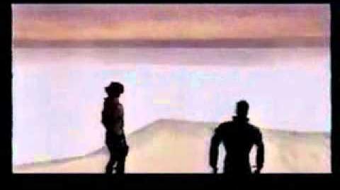 Metal Gear Solid Japanese CM 2