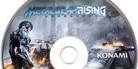 Metal Gear Rising: Revengeance Soundtrack