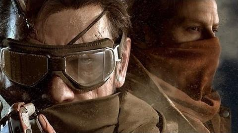 Metal Gear Solid 5 The Phantom Pain Gamescom 2014 Demo