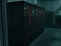The Lab Pic 2 (Metal Gear Solid The Twin Snakes)