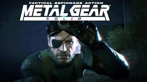 METAL GEAR SOLID 5 Déjà Vu Exclusive Mission EXTENDED