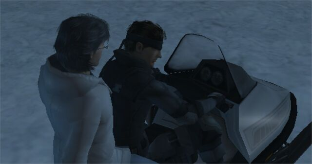 File:Snowmobile with Snake and Otacon 2 (Metal Gear Solid The Twin Snakes).jpg