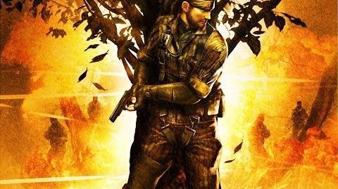 Metal Gear Solid 3 HD Full Movie