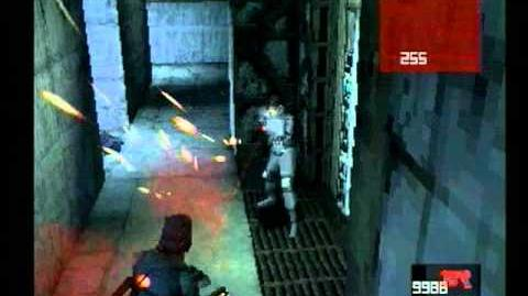Metal Gear Solid trailer (E3 1997)