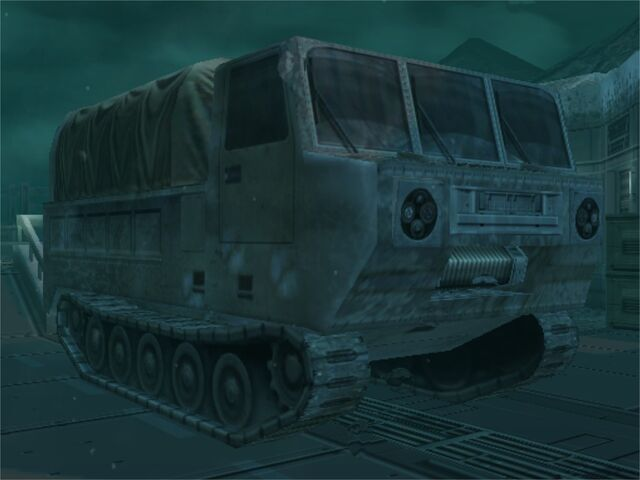 File:The M548 in the Heliport (Metal Gear Solid The Twin Snakes).jpg