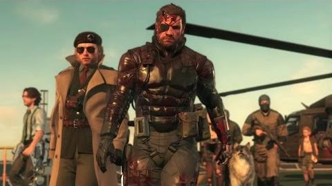 【公式】MGSV TPP LAUNCH TRAILER (ローンチトレーラー) METAL GEAR SOLID V THE PHANTOM PAIN (JP) CERO KONAMI
