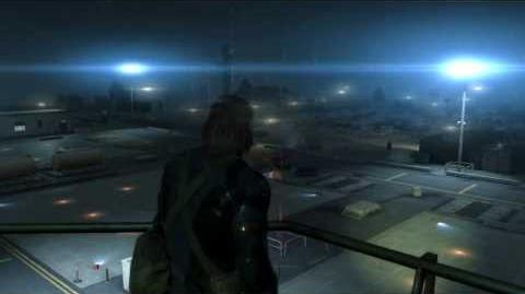 New & Official Launch Trailer HD Metal Gear Solid V Ground Zeroes