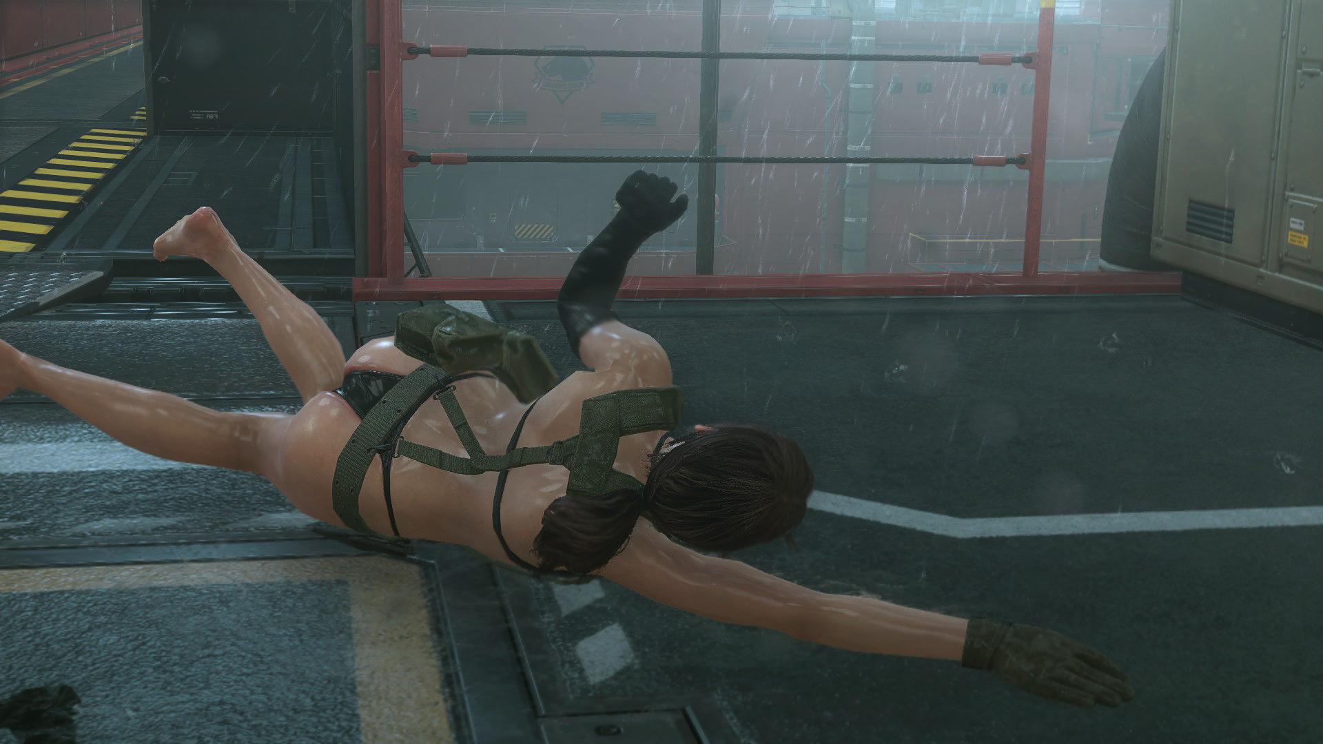Image - QuietRain.jpg | Metal Gear Wiki | FANDOM powered
