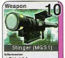 Stinger (MGS1) (MGA card)
