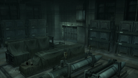 Nuclear Warhead Storage Building Pic 5 (Metal Gear Solid 4)