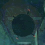 MGS2 underwater mine