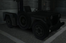 TTS Shadow Moses Jeep