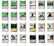 Metal gear cardset 3