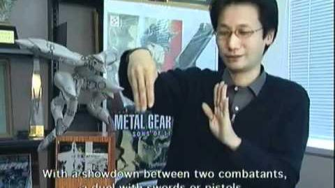 Metal Gear Solid 2 - The Making Of A Hollywood Game