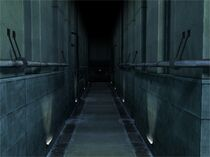 Underground Passage Pic 5 (Metal Gear Solid The Twin Snakes)