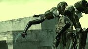 Screaming Mantis Middle East MGS4
