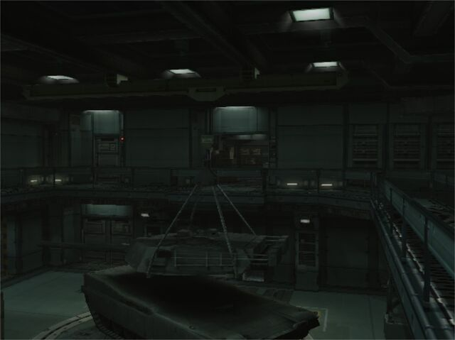 File:Tank Hangar Pic 4 (Metal Gear Solid The Twin Snakes).jpg