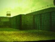 Prison truck entrance