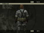 MGS3S - Bonsai Uniform 2