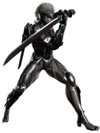 Metal gear rising revengeance raiden render by ivances-d5g0ytw