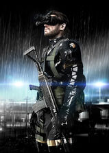 MGS-GZ First picture