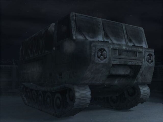 File:The M548 in the Snowfield (Metal Gear Solid The Twin Snakes).jpg