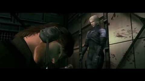 Metal Gear Solid 2 SUBVERSIVE Chapter 1 STRANGE CODENAME