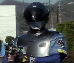 Grey SWAT