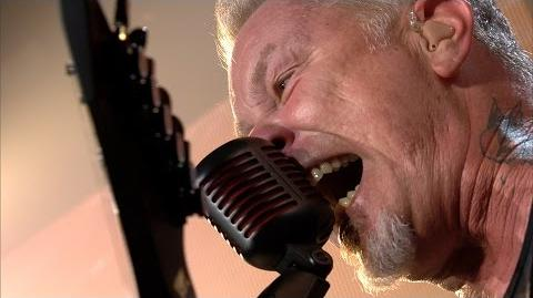 Metallica Hardwired (Live - Minneapolis, MN - 2016)