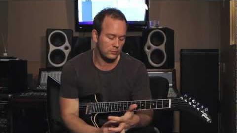 Weekly Shred-ucation with Brendon Small Lesson Twelve Badass Tappy Thing