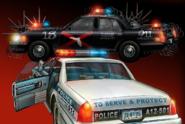 Florida Police car