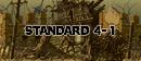 MSA level Standard 4-1