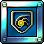 MSA item V Emblem (Blue)