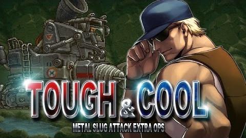 Tough & Cool:MSA EXTRA OPS