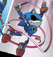 Metal Sonic ATiAP