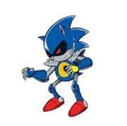 Metal Sonic 2.0