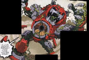 Krudzu Titan Metal Sonic