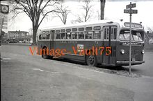 CR & L BUS -9 E MAIN ST GENERAL ELECTRIC - LATE 1940s BPT. CT