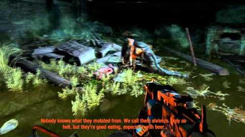 Metro Last Light (Ranger Hardcore Pacifist Walkthrough) Dark Water (Dark Water)