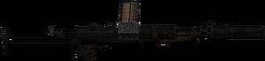 Bastard silencer sideview dirty M2033
