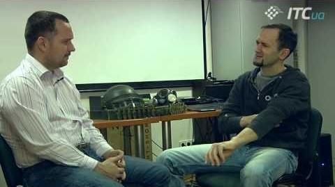 Интервью на ITC.UA 24.04