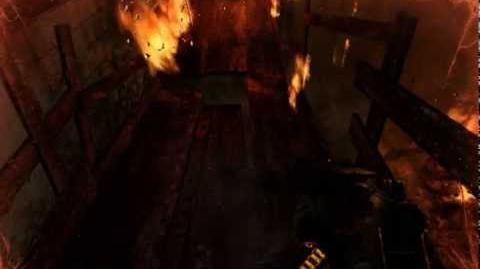 Metro Last Light (Ranger Hardcore Pacifist Walkthrough) Contagion (Through fire)
