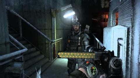 "Metro 2033 (Action hardcore challenge walkthrough) Chapter 6 ""Separation"""