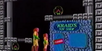 Kraid's Toy Shop