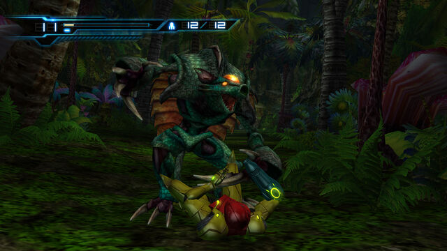 File:Samus grapples with Griptian.jpg