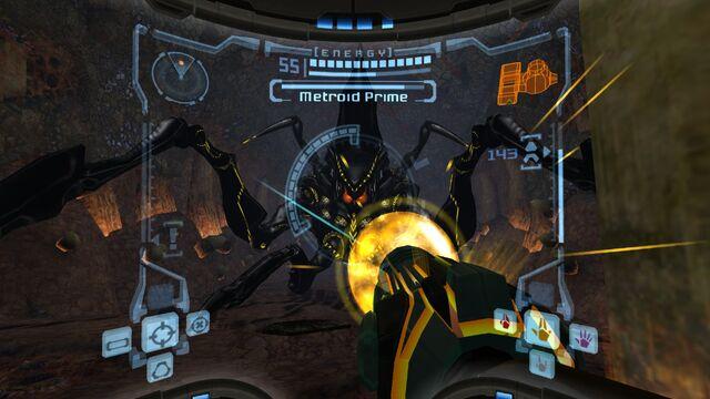 File:Metroid Prime Yellow Exo.jpg