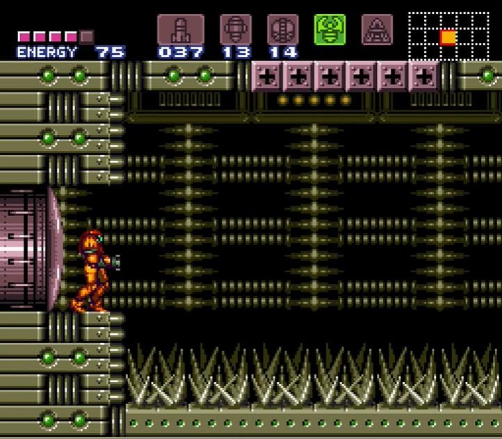 File:Super metroid spike floor.jpg