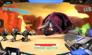 Vs. Rohkor Beetle